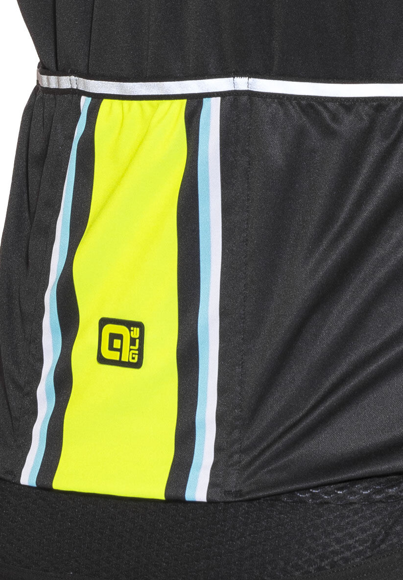cf5cfc1eb Alé Cycling PRR 2.0 Speed Fondo Bike Jersey Shortsleeve Men yellow black